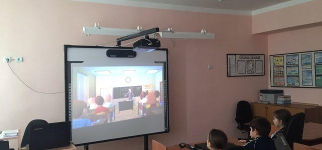 Участие во Всероссийской онлайн-олимпиаде для школьников 1-4 классов «Безопасные дороги»